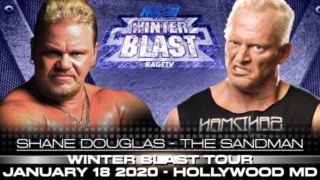 MCW Winter Blast 2020 - Hollywood