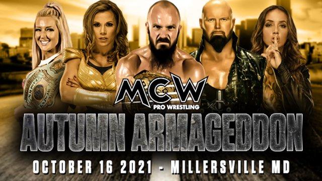 MCW Autumn Armaggedon 2021 - Millersville