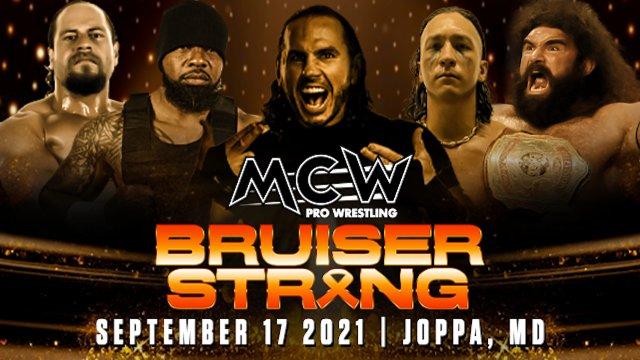 MCW Bruiser Strong 2021