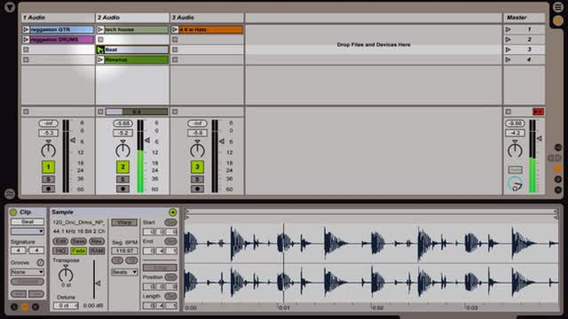 Ableton Live - The Art of Warping Part 2