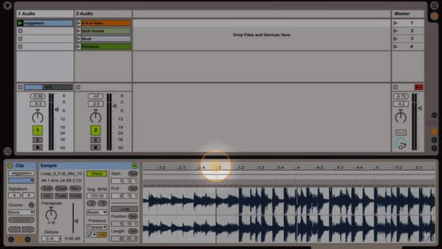 Ableton Live - The Art of Warping Part 1