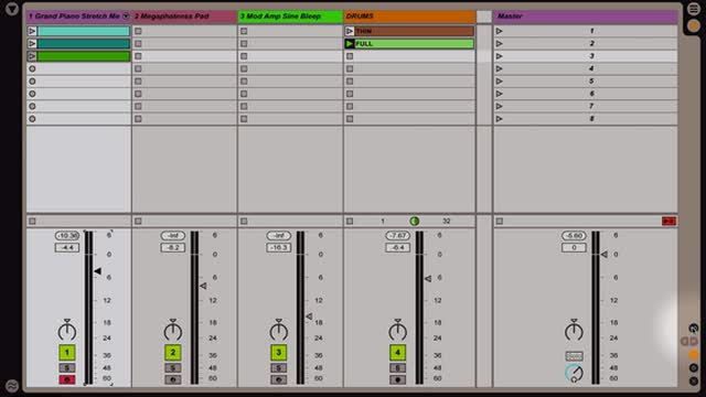 Ableton Live - Intro to MIDI: Writing Melodies w Simpler and Analog