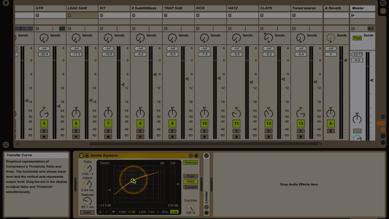 ableton live intro to mixing and mastering jef stott watch online free for 7 days. Black Bedroom Furniture Sets. Home Design Ideas