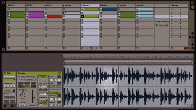 Ableton Live - Intro to Session View: Part 1