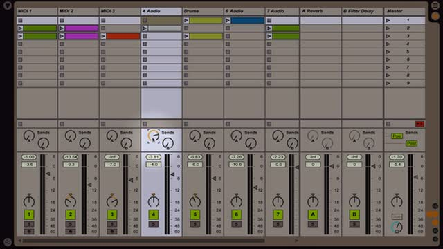 Ableton Live - Intro to Session View: Part 2