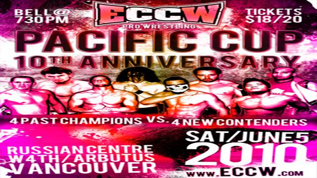ECCW Pacific Cup 10th Anniversary