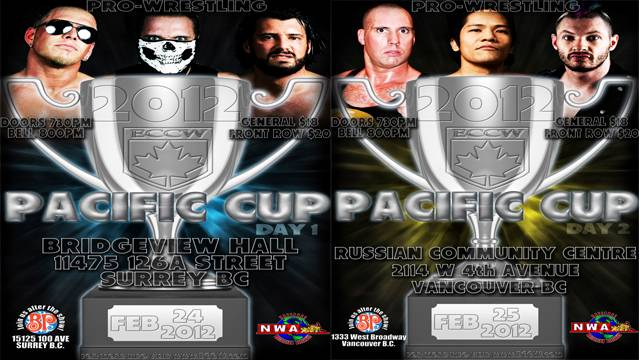 ECCW Pacific Cup 2012