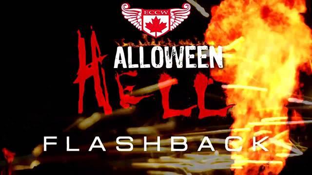 ECCW Halloween Hell 2008