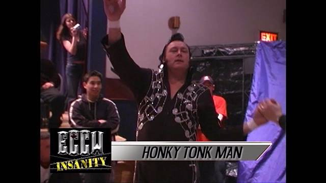 ECCW Honkey, Tables, and Mayhem!