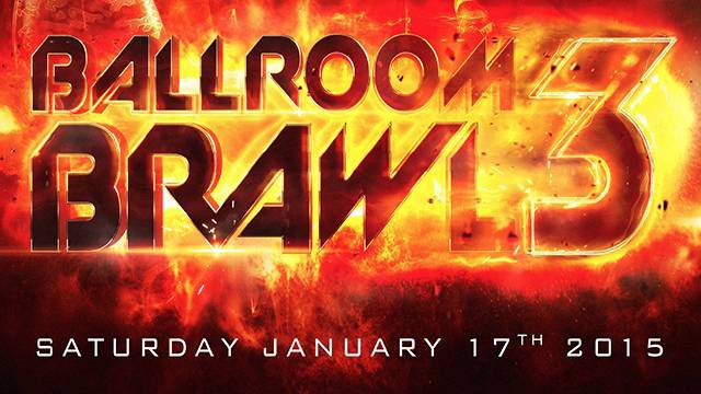 ECCW Ballroom Brawl III  1/17/15