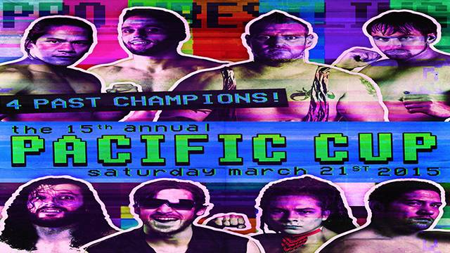 ECCW Pacific Cup 2015
