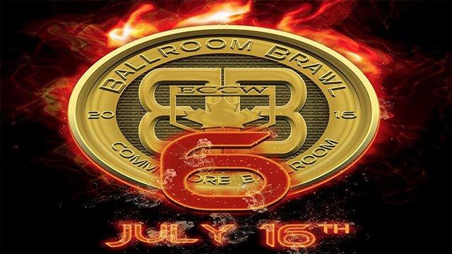 ECCW Ballroom Brawl VI (7/16/16)