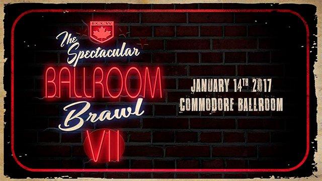 ECCW Ballroom Brawl VII (1/14/17)
