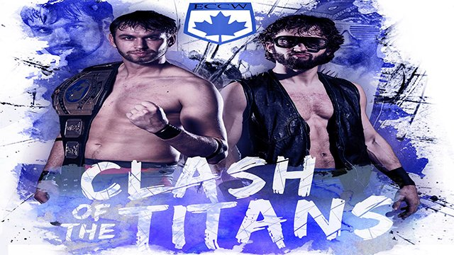 "ECCW ""MOTW"" - El Phantasmo Vs Artemis Spencer (05/23/15) Canadian Championship Match"