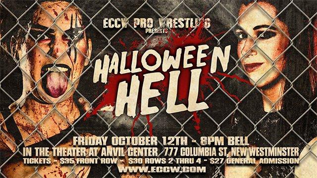 ECCW Halloween Hell 2018
