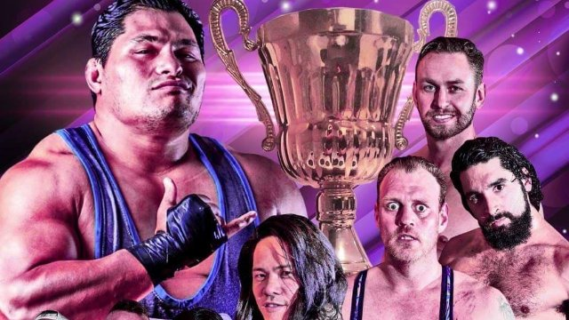 ECCW Pacific Cup 2019