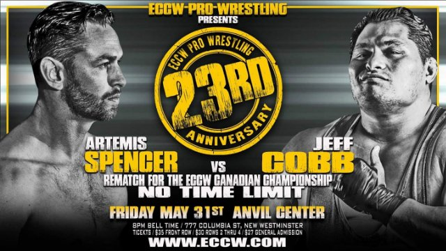 ECCW 23rd Anniversary Show