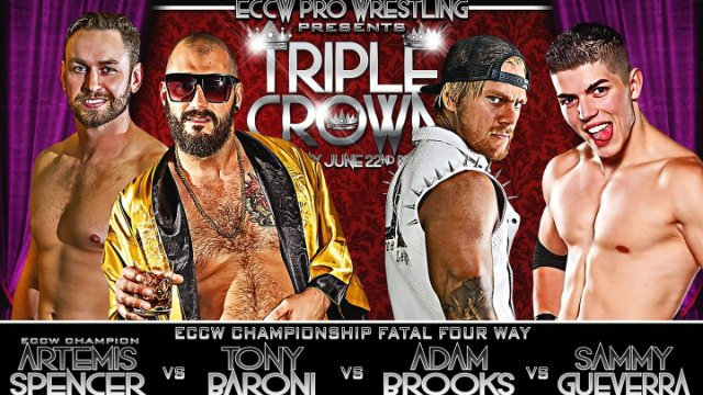 ECCW Triple Crown
