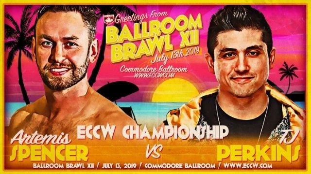 ECCW Ballroom Brawl 12