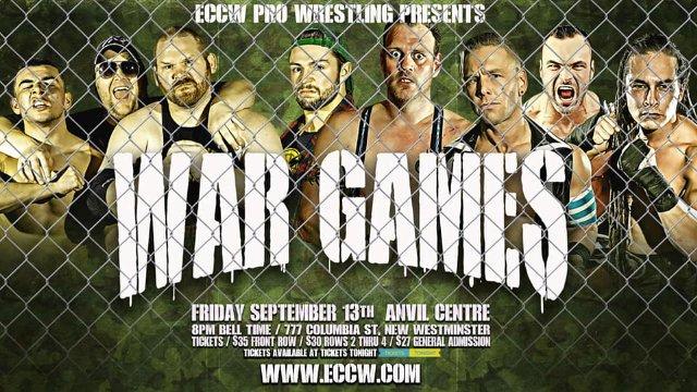 ECCW War Games