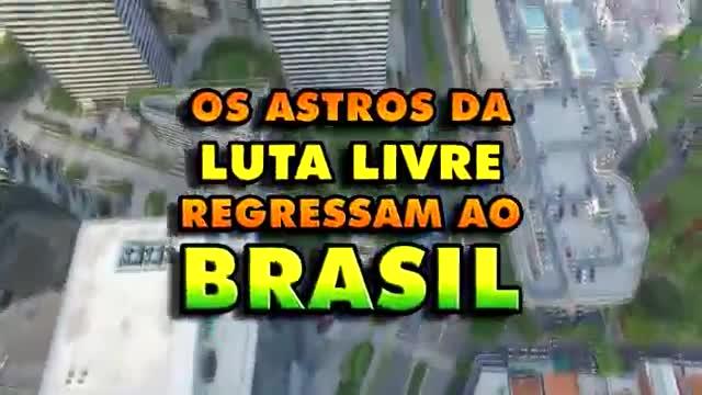 WSW WORLD TOUR - SÃO PAULO, BRASIL - Carlyto Invitation