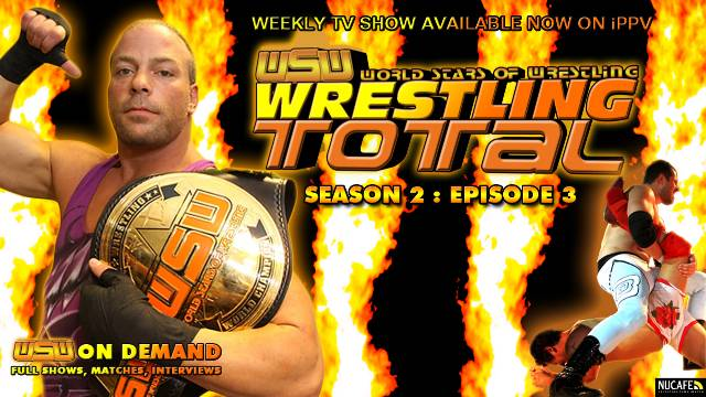 WSW WRESTLING TOTAL - SEASON 2 - EPISODE 3 (PORTUGUESE COMMENTARY)