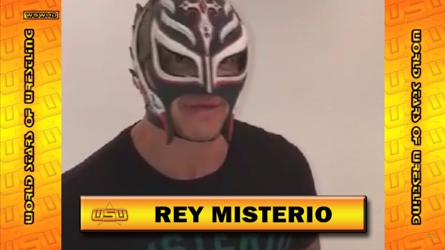 REY MISTERIO LIVE IN BRASIL - WSW WORLD TOUR - OCTOBER 28TH