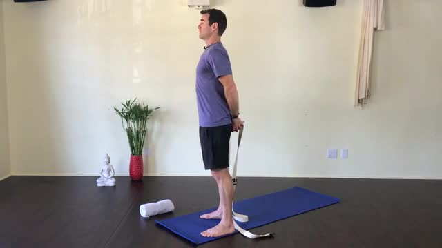 Yoga & Meditation Basics - Lesson 3 - Shoulder Stretches