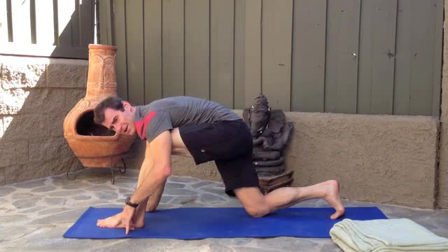 Yoga & Meditation Basics - Lesson 9 - Basic Hip Openers