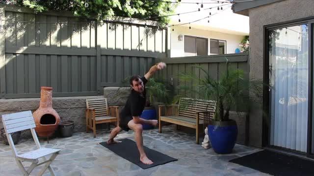 Gentle Yoga - Lesson 6 - Legs Hips Glutes