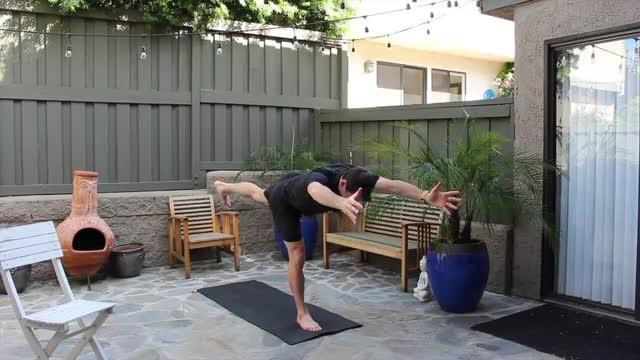 Gentle Yoga - Lesson 7 - Balance