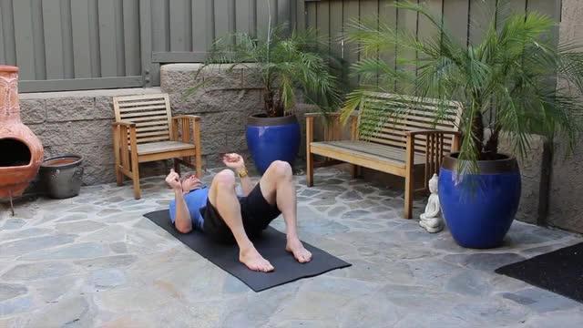 Gentle Yoga - Lesson 8 - Abs Core