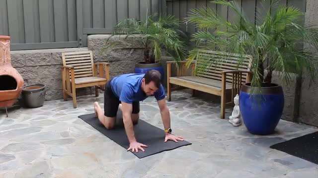Gentle Yoga - Lesson 9 - Abs Fingers Hands Arms