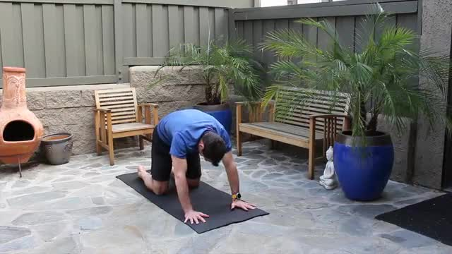 Gentle Yoga - Lesson 10 - Spinal Strength