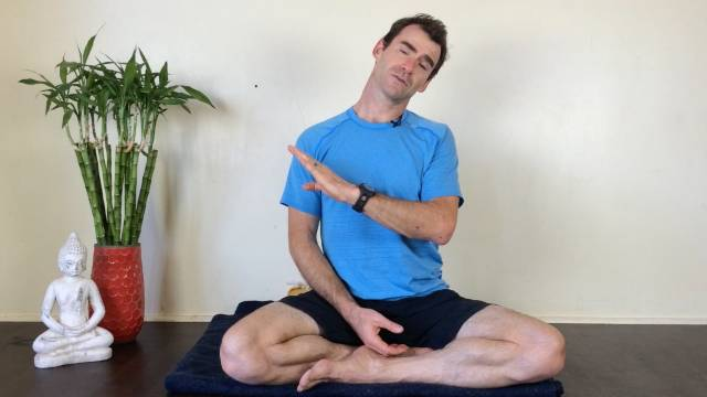 Yoga & Meditation Basics - Lesson 1 - Neck Stretches