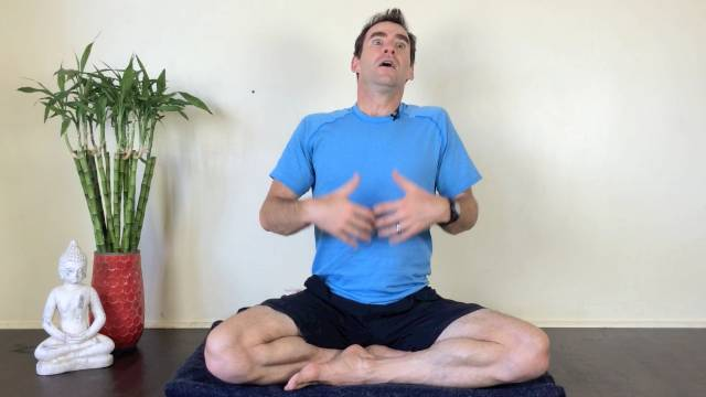 Yoga & Meditation Basics - Lesson 2 - Basic Breathing