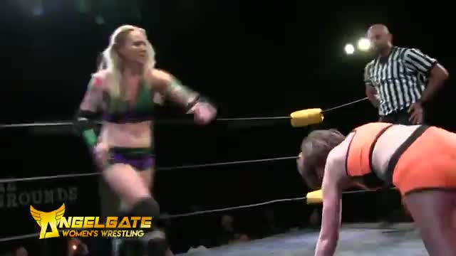Angel Gate Women's Wrestling: Episode 9