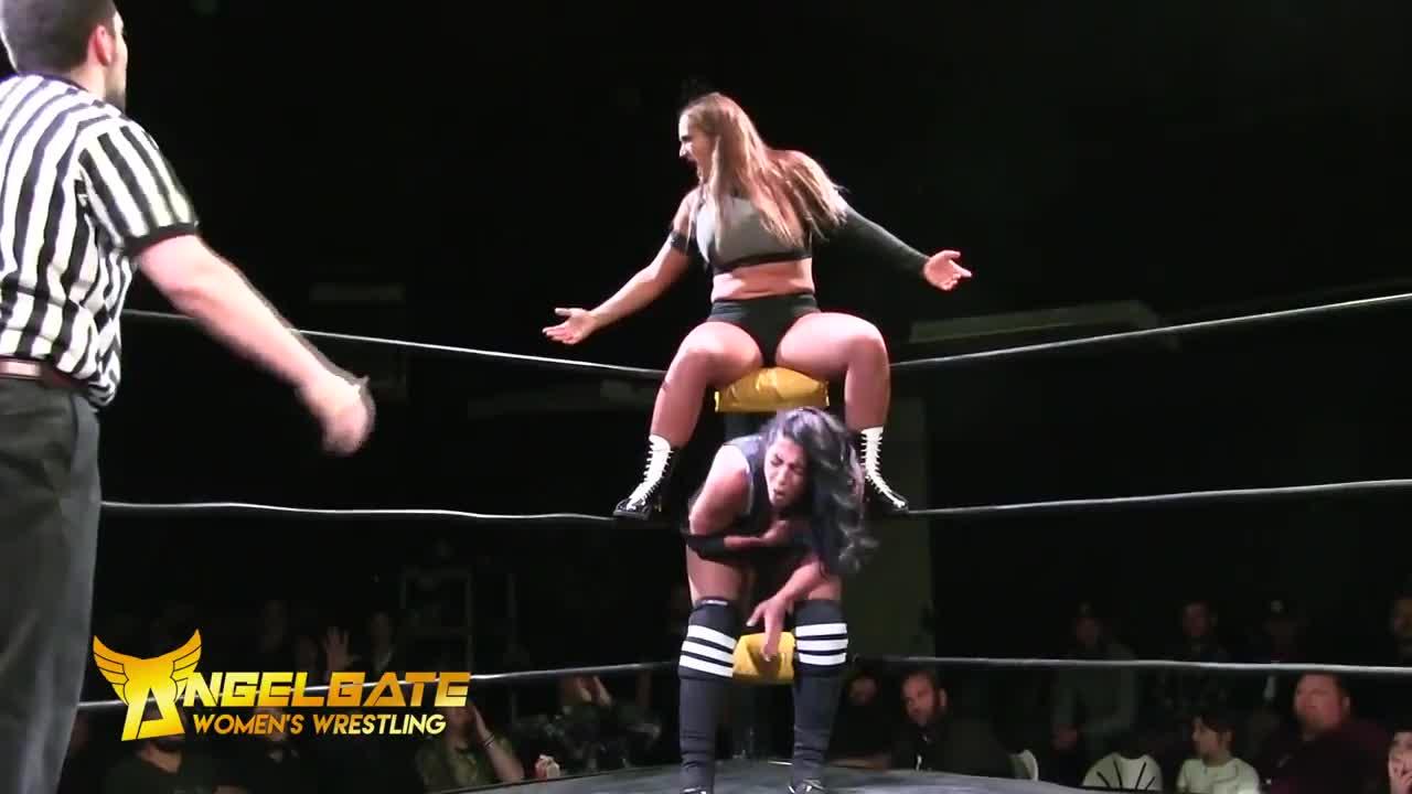 Angel Gate Women's Wrestling: Episode 10
