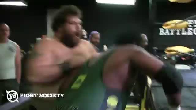Fight Society: Episode 18