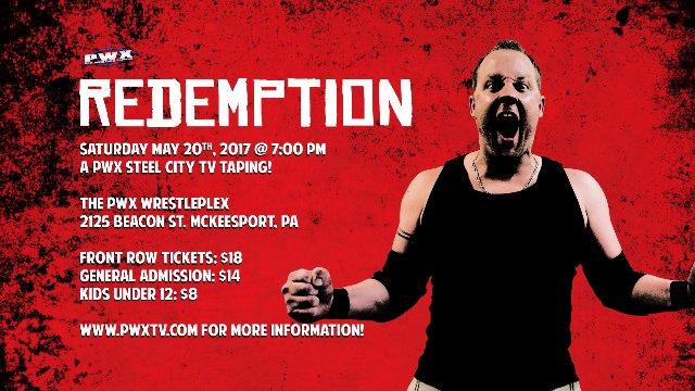 PWX Redemption 2017
