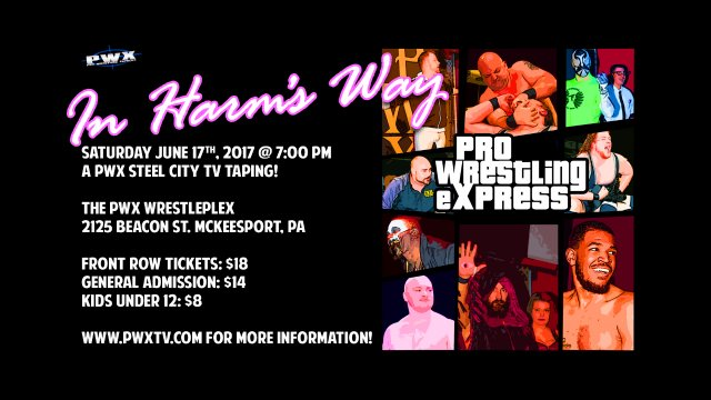 PWX In Harms Way 2017