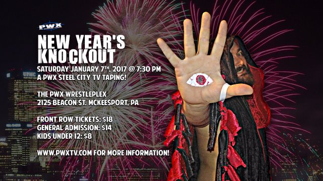 PWX New Years Knockout 2017
