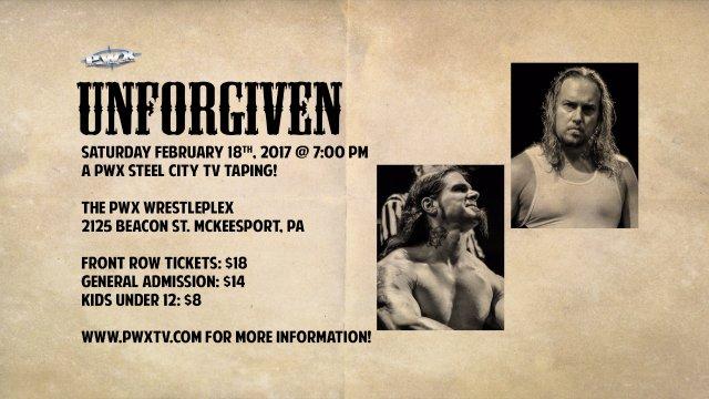 PWX Unforgiven 2017