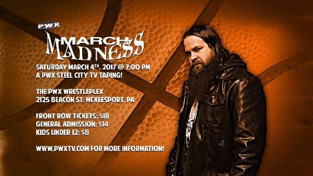 PWX March Madness 2017