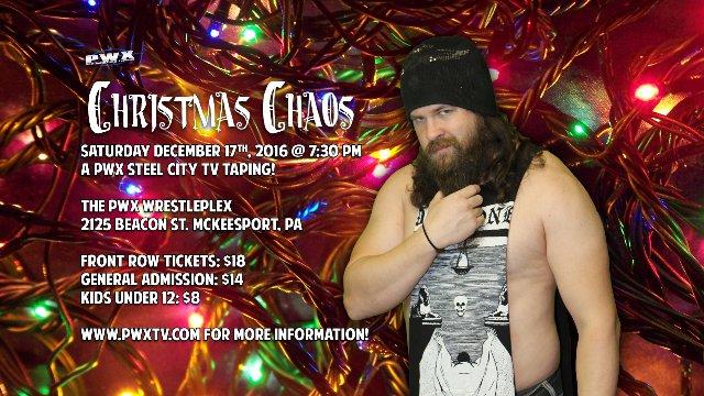 PWX Christmas Chaos 2016