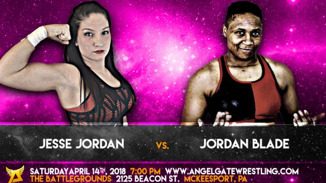 Angel Gate Women's Wrestling: Episode 4