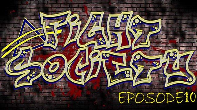FIGHT SOCIETY EPS 9