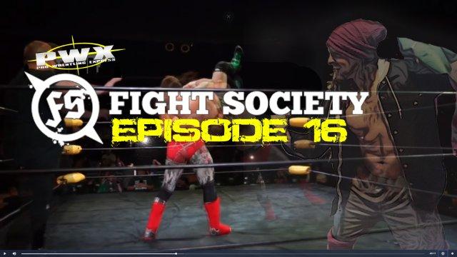 FIGHT SOCIETY 16