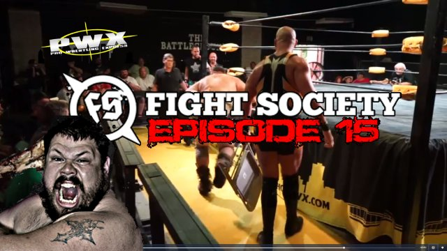 FIGHT SOCIETY 15