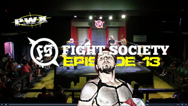 Fight Society: Episode 13
